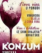 Konzum katalog Vinoteka