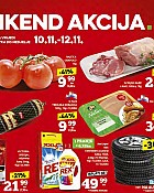 Konzum vikend akcija do 12.11.