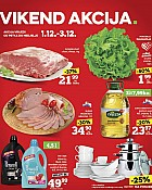 Konzum vikend akcija do 3.12.