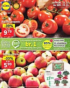 Lidl katalog tržnica do 15.11.