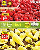 Lidl katalog Tržnica do 22.11.