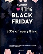 Mango Black Friday 2017