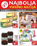 Plodine vikend akcija do 12.11.