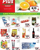 Plus market katalog do 12.11.