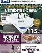 JYSK katalog Božićne ponude do 24.12.