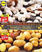 Lidl katalog tržnica do 20.12.