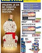 Metro katalog neprehrana Varaždin Osijek do 27.12.