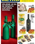 Metro katalog prehrana do 27.12.