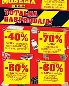 Mobelix katalog Totalna rasprodaja