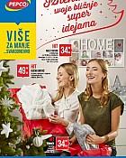 Pepco katalog Super ideje za Božić