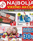 Plodine vikend akcija do 17.12.