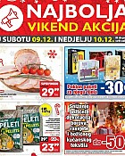 Plodine vikend akcija do 10.12.