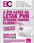 Bipa katalog BipaCard siječanj
