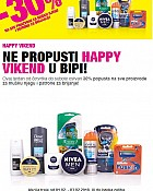 Bipa vikend akcija do 4.2.
