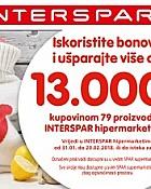 Interspar kuponi neprehrana veljača 2018