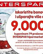 Interspar kuponi neprehrana siječanj 2017