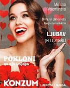 Konzum katalog Ljepota i njega veljača 2018