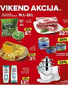 Konzum vikend akcija do 21.1.