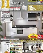 Lesnina katalog Rijeka do 22.1.