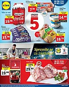 Lidl katalog prehrana do 28.1.