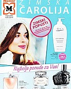 Muller katalog Parfumerija siječanj 2018