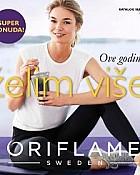 Oriflame katalog siječanj 2018