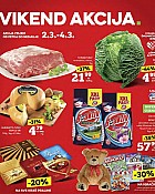 Konzum vikend akcija do 4.3.