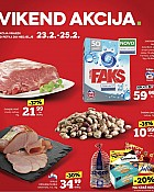Konzum vikend akcija do 25.2.