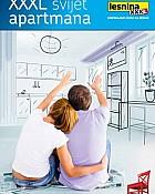 Lesnina katalog Svijet apartmana do 31.5.