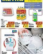 Metro katalog prehrana Osijek Varaždin do 7.3.