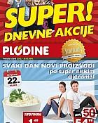 Plodine katalog Dnevne akcije do 28.2.