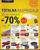 Vitapur katalog Totalna rasprodaja veljača