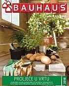 Bauhaus katalog Proljeće u vrtu 2018