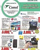 Comel katalog ožujak 2018