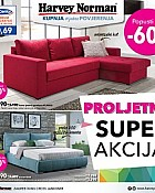 Harvey Norman katalog Proljetna super akcija