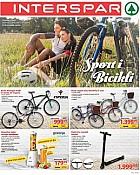 Interspar katalog Sport i bicikli 2018