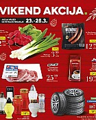 Konzum vikend akcija do 25.3.