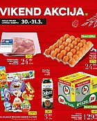Konzum vikend akcija do 31.3.