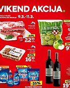 Konzum vikend akcija do 11.3.