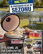 Metro katalog Vrtna sezona Zagreb