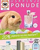 Muller katalog Parfumerija Uskrs 2018