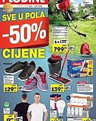 Plodine katalog Sve u pola cijene do 21.3.