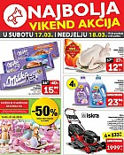 Plodine vikend akcija do 18.3.