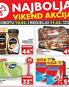 Plodine vikend akcija do 11.3.