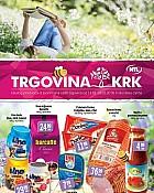 Trgovina Krk katalog ožujak 2018