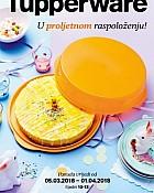 Tupperware katalog U proljetnom raspoloženju