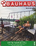 Bauhaus katalog Vrtni namještaj 2018