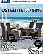 JYSK katalog Skandinavsko ljeto