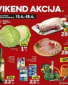 Konzum vikend akcija do 15.4.