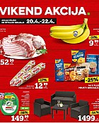 Konzum vikend akcija do 22.4.